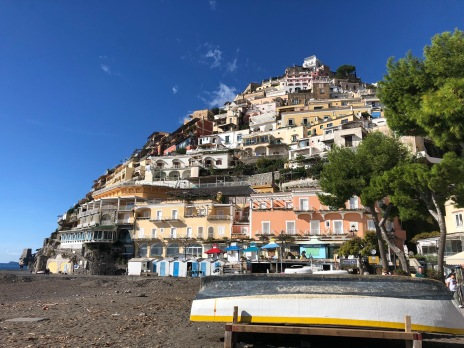 Positano, the Amalfi Cost in Italy